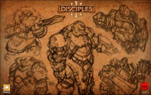 Disciples III: Mountain Clans 01 by EGOR-URSUS