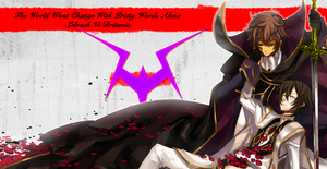 Code Geass Lelouch's Death Wp by KreshnikGj