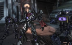 WFC Decepticons by Homicide-Crabs