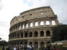 The Colosseum by frisbystock