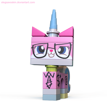 Unikitty 3 by olegsavoskin
