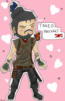 chibi Origins Takeo by Sniper-Huntress