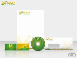 MASH Corporate Package by XtrDesign