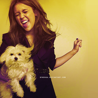 Miley :3 by bywonka