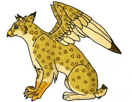 Leopard Gryphon by Leopard-Gryphon