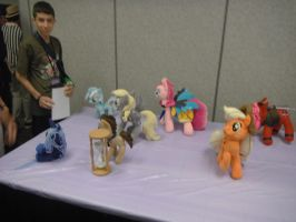 MLP Plushes Aplenty Pt. 1 by DestinyDecade