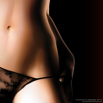 A Sensual Touch by greenchains