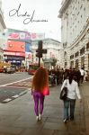 Picadilly goes purple on35mm by akronic