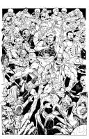 GiJoe: Zombie Attack by Inker-guy