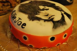 StencilCake- BillieJoe2008 by ParadoxAndPlaid