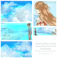 CROSSING.FIELD-SwordArtOnline Fanbook [PREVIEW] by p1z
