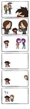 Everyone has a match except... by temporize