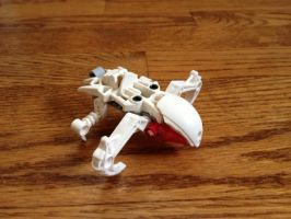 Bionicle bug thing by JacobLazer