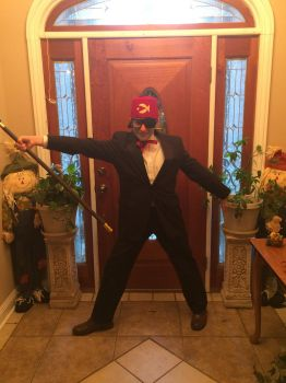 My Grunkle Stan costume by Jonathan459