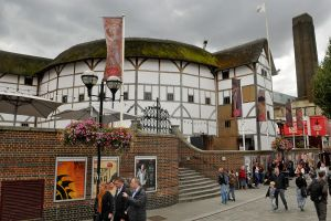 Globe Theatre 1 - London 2014 by wildplaces
