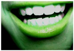 green lips by mischqa
