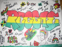 reggae music by RivaAgustin