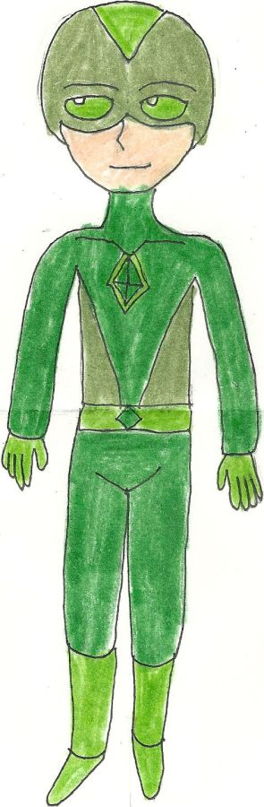 Ryan (Green Gem)