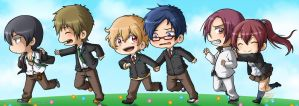 Free! by Sakura-Rose12