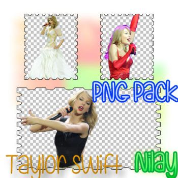 Taylor Swift Red Tour PNG Pack by ChocolatePhotoshop
