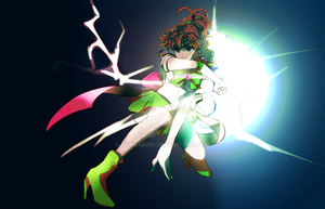 Sailor Jupiter by nunsaram