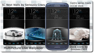 Fun with MutliPic Live Wallpaper by gwcaton