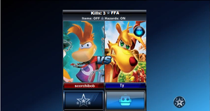 Playstation Rivalry 7 update by firenamedBob