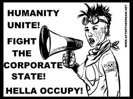 Hella Occupy by afterthedream