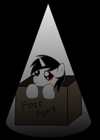 Droped In a box by DawnBlasst