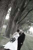 . kiss for the groom . by dynamicdesigns