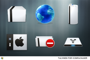 Talvinen For IconPackager by ipholio