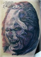 Uruk Hai by state-of-art-tattoo