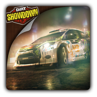Dirt Showdown v2 icon by Themx141