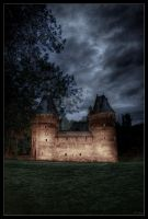 Beersel Castle by zardo