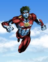 Captain Planet by phil-cho