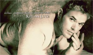 When autumn - Kellan Lutz by b-r-i-n-a