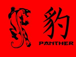 Panther by Wolfshire008