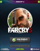 Farcry 3 Icon by tRiBaLmArKiNgS