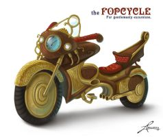 Fopcycle by thundercake