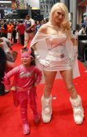 NYCC'12 Emma Frost-C I by zer0guard