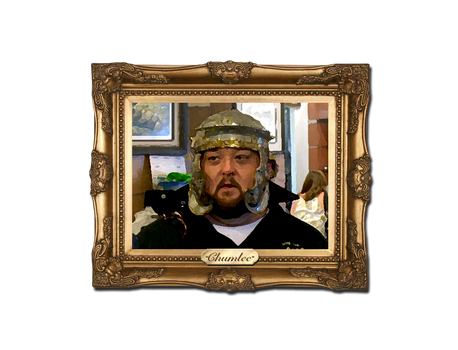 The Chumlee by HappyRussia