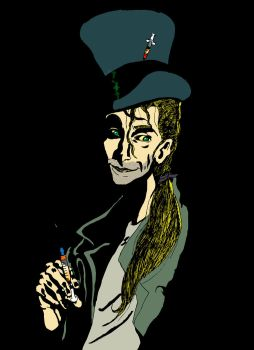 The Mad Hatter by thehooliganist