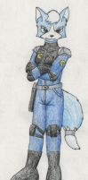 Cpt. Marcus McCloud by Jim-Prower