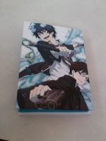 Ao no exorcist book by Wolf-eye92