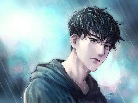 Kang Chul - W Two Worlds by Shumijin