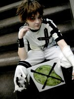 Syaoran - Out of Time by bekalou-cosplay