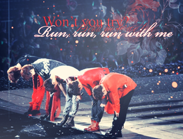 SHINee - Run with me by MimChan97
