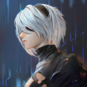2B - Cold rain by chaosringen