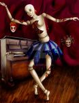 Herr Drosselmeyer's Doll by shadhe