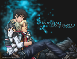LR-David and Rush by ryuchan